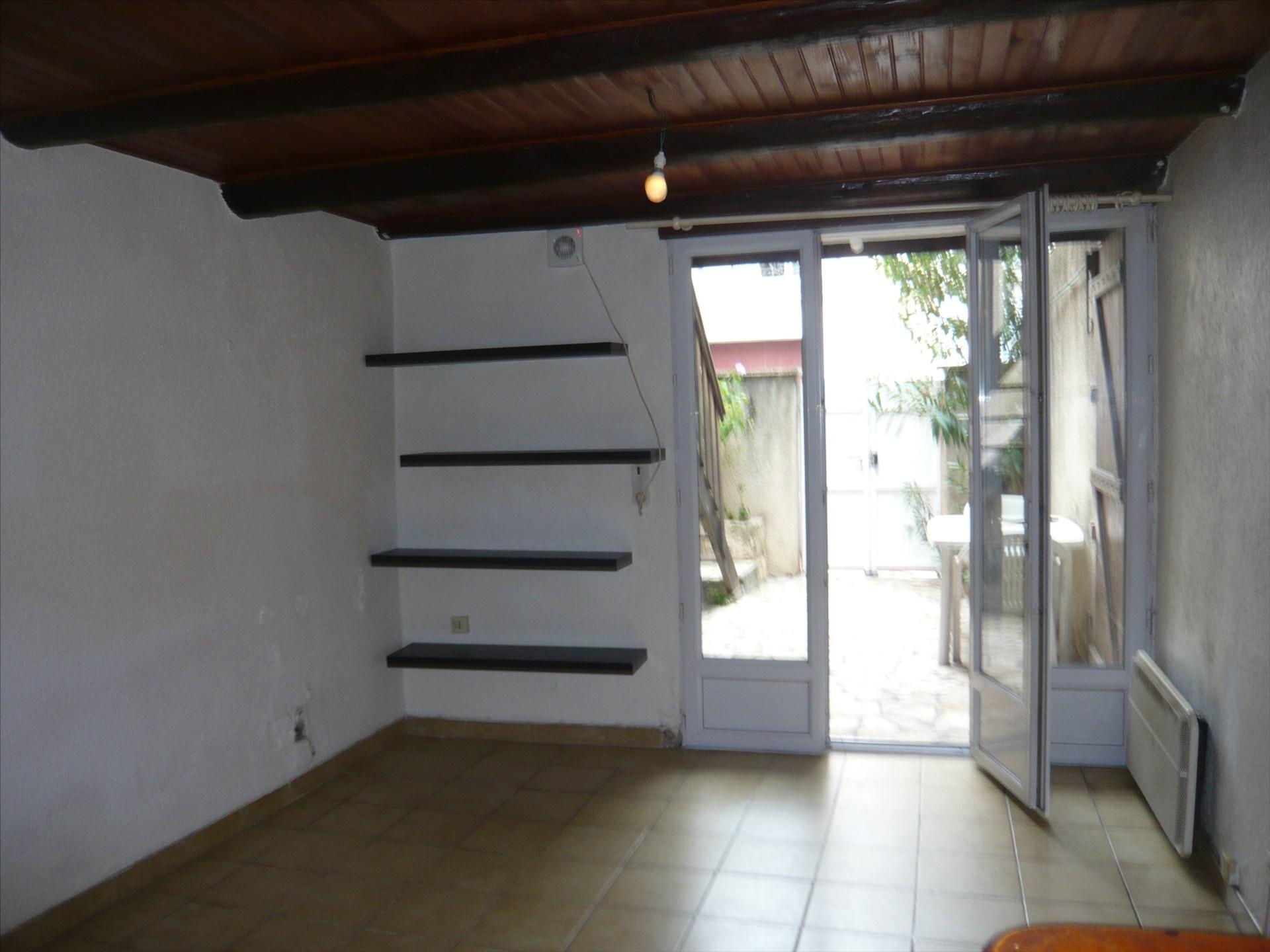 Location Appartement MONTPELLIER surface habitable de 28.3 m²