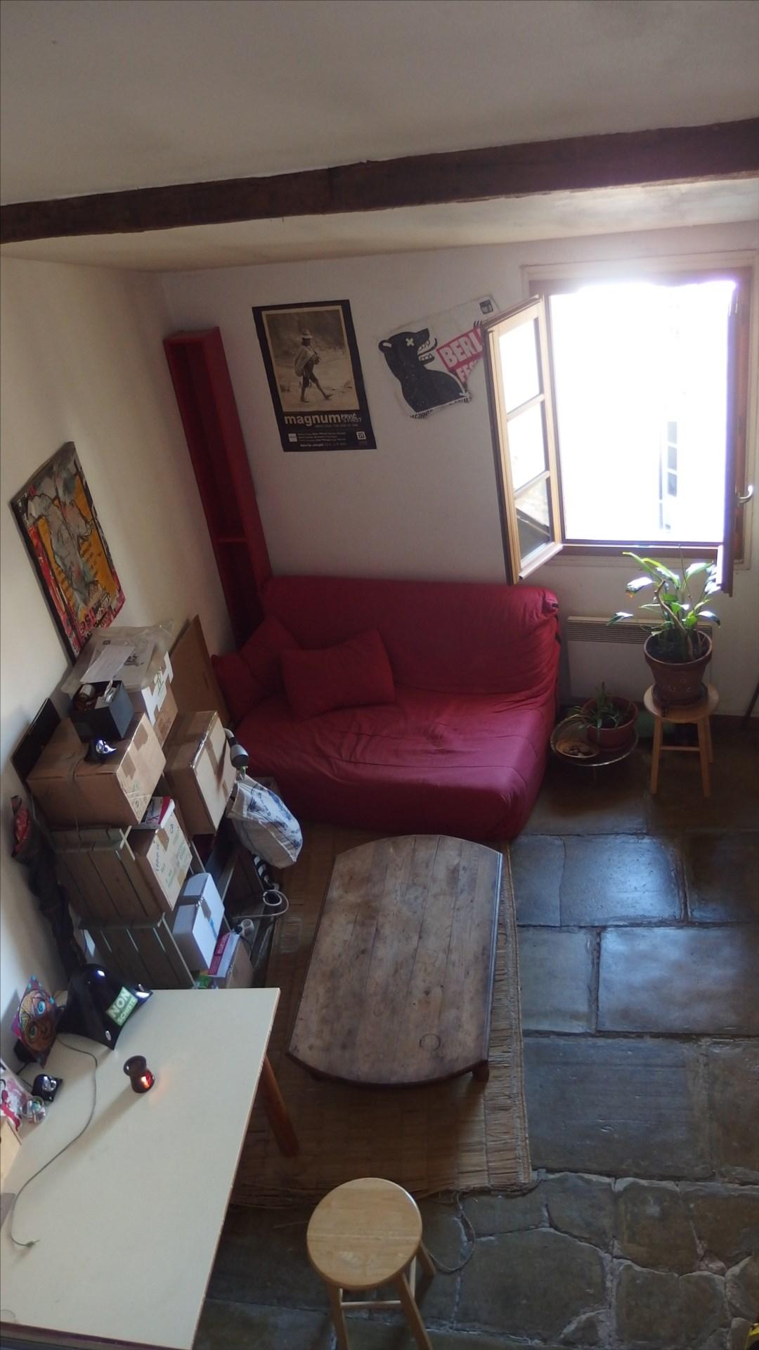Location Appartement MONTPELLIER surface habitable de 19 m²